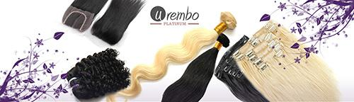 Only the best: Urembo Platinum Virgin Echthaar Extensions